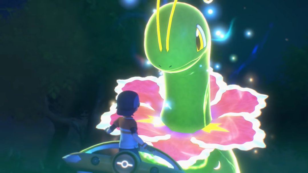 New Pokémon Snap Meganium.png
