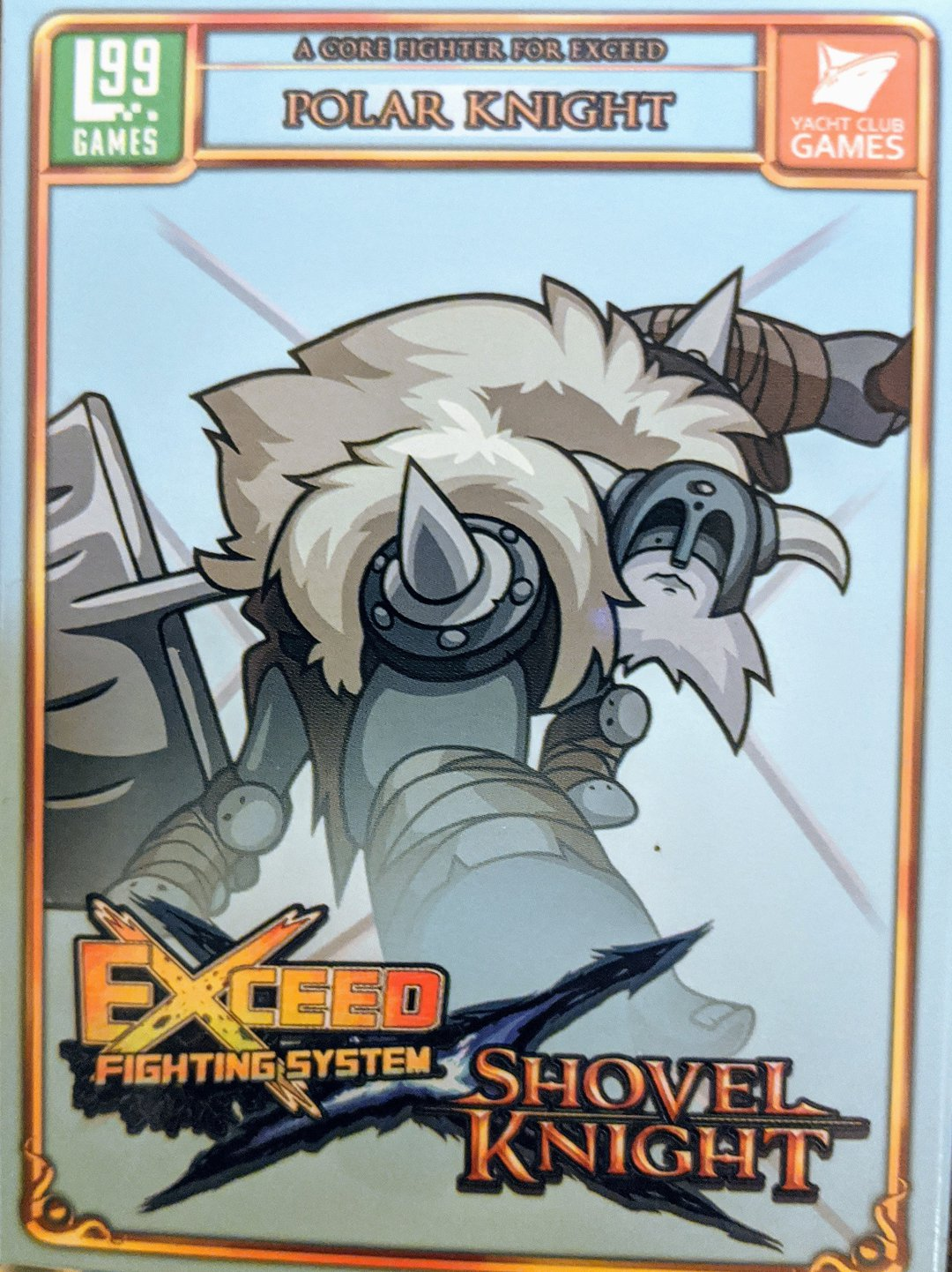 exceed shovel knight polar