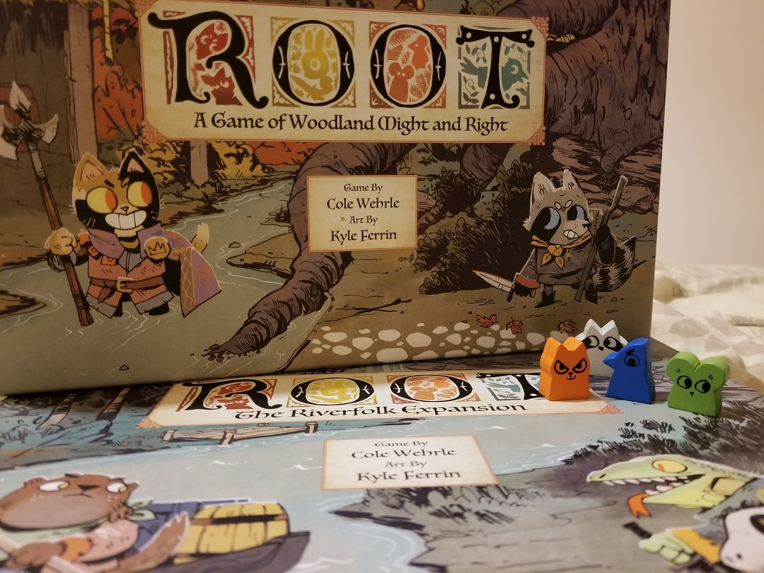 root digital board game
